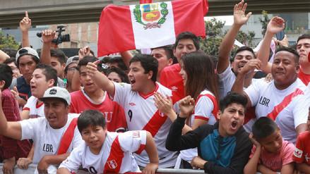 Rusia 2018: 3 mil peruanos viajarán desde Lima para alentar a la selección