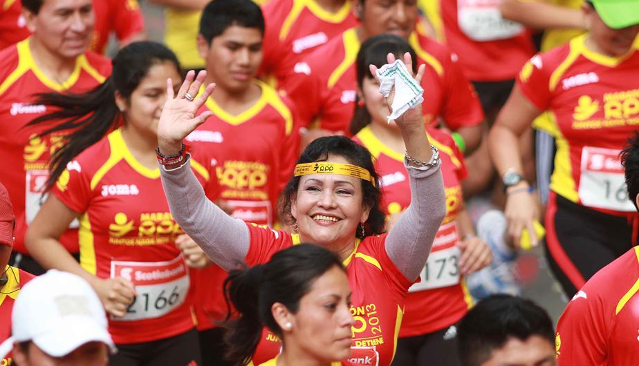 Maratón RPP 2017 vuelve para alegría de las familias peruanas