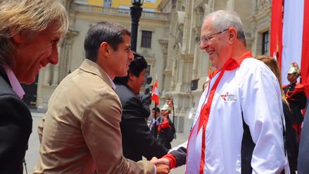 """PPK a la Selección Peruana: """"Estoy seguro de que se desempeñarán con honor y victoria"""""""
