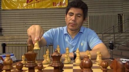 Julio Granda se coronó campeón mundial de ajedrez en Italia