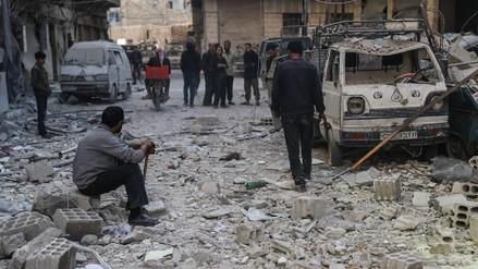 Al menos 20 muertos en un atentado de ISIS en el este sirio
