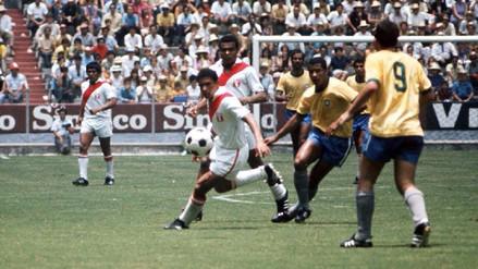 Perú siempre jugó en los Mundiales con el equipo que terminó siendo campeón