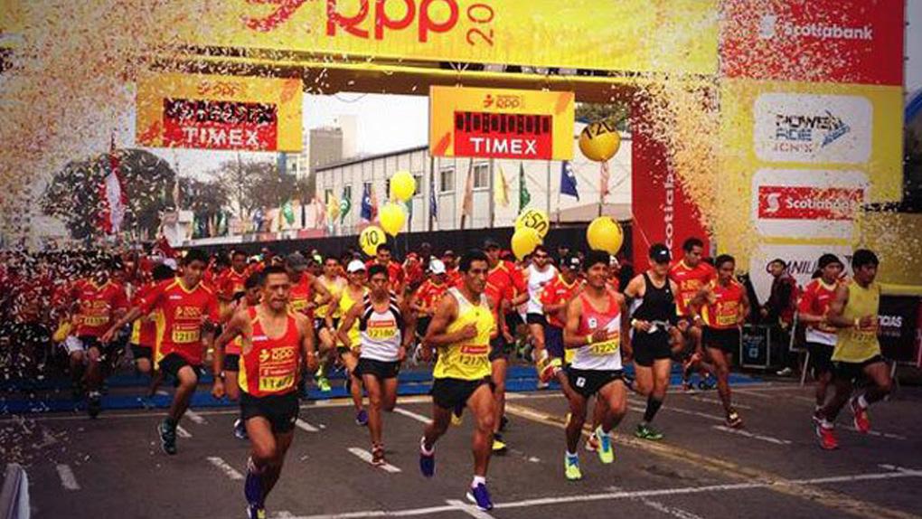 Maratón RPP: Todo lo que debes saber si eres participante