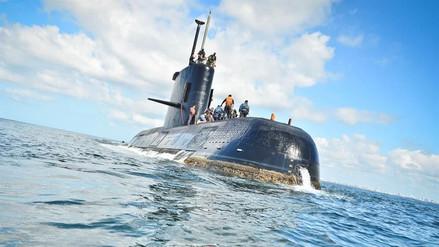 Dos aviones y tres buques buscan al submarino argentino desaparecido