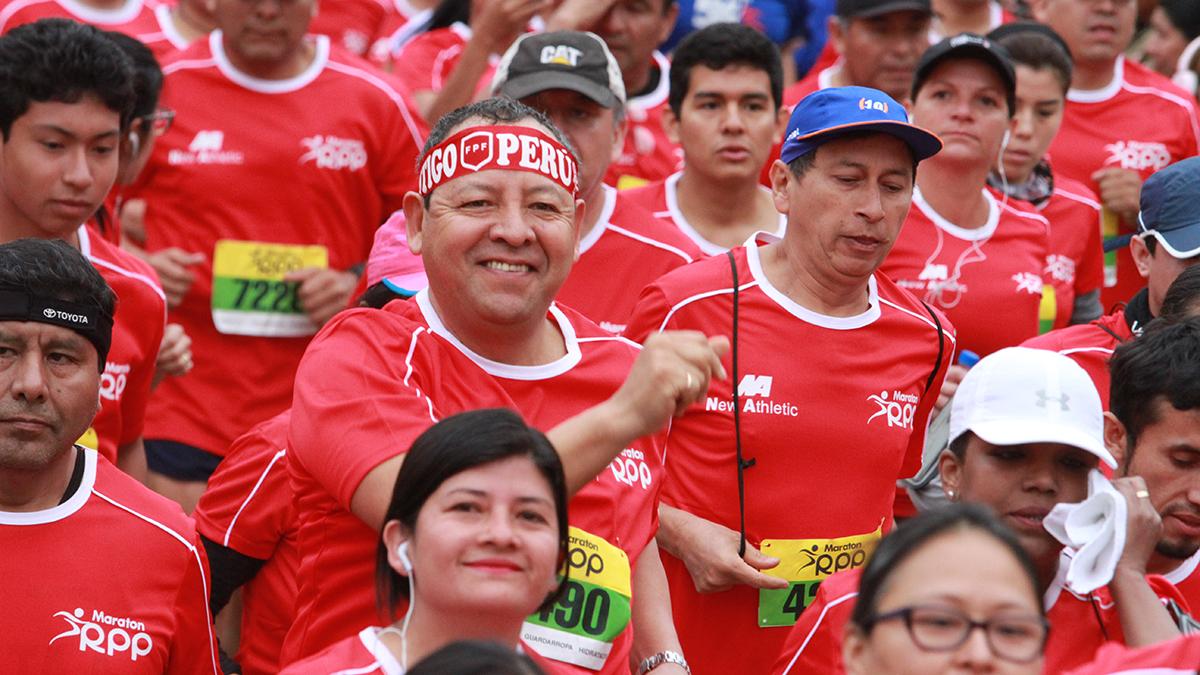Así fue el inicio de la Maratón RPP 2017