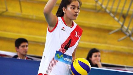 Voleybolista peruana Alessandra Chocano falleció a los 16 años