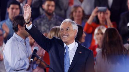 Sebastián Piñera se apoderó de las preferencias y pasa a segunda vuelta