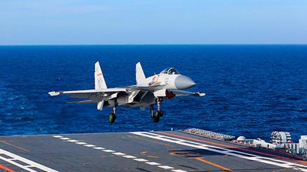 China prepara catapulta electromagnética para lanzar aeronaves desde portaaviones