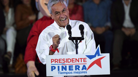 Piñera, el empresario que busca la reelección para detener las reformas de Bachelet