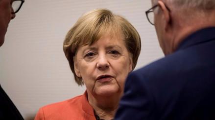 Angela Merkel dice que prefiere nuevas elecciones a gobernar en minoría