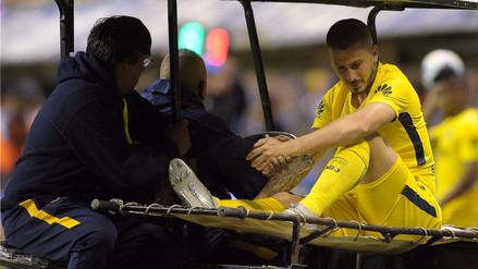 Darío Benedetto sufrió grave lesión y es duda para el Mundial
