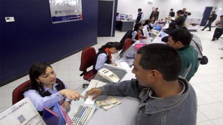 La mitad de peruanos están bancarizados y deben más de S/151 mil millones