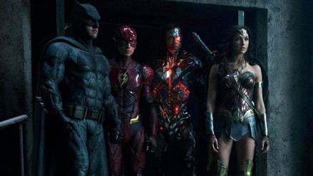 Justice League lideró taquilla pero con números bajos