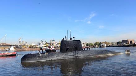 El submarino desaparecido en Argentina tuvo una avería antes de perder contacto