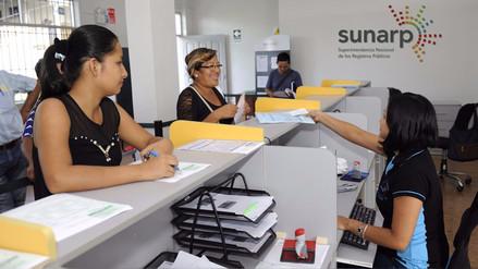 Sunarp: Registro de sucesiones intestadas creció 64.88% entre enero y octubre