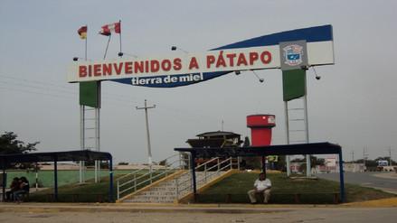 Contraloría advierte riesgo en obra de agua potable en Pátapo