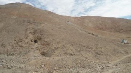 Ocho personas heridas durante enfrentamientos por minera
