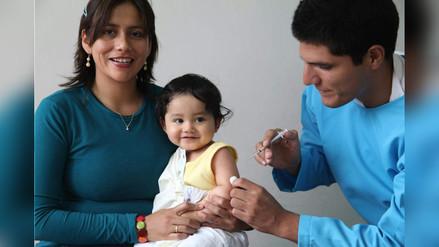 Impulsan campaña contra la Neumonía en Cajamarca
