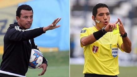 Pablo Zegarra y Diego Haro hicieron su descargo tras el 'U' vs. Cristal
