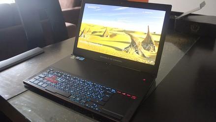 Review | Asus ROG Zephyrus, la laptop gamer con GTX 1080 que llegó al Perú