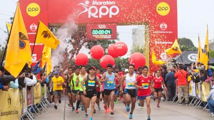 Las mejores postales que dejó la Maratón RPP 2017