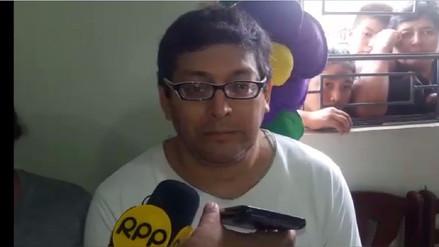 Padre de Alessandra Chocano: