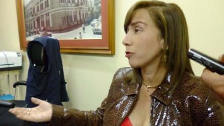 Juicio contra exalcaldesa de Chiclayo Elizabeth Montenegro en la recta final