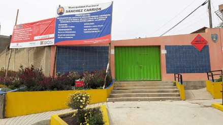 Extorsionadores detonan artefacto dentro de colegio en Huamachuco