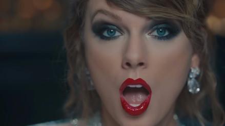 Nuevo disco de Taylor Swift es el más vendido del 2017
