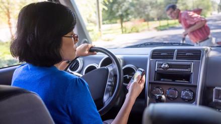 El 70% de las víctimas en accidentes de tránsito son peatones