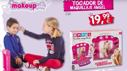 Tienda de juguetes es aclamada por su innovador catálogo