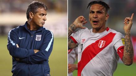 Bengoechea se solidarizó con Paolo Guerrero y contó que vivió una situación similar