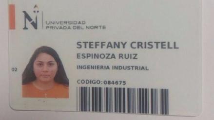 Confirman identidad de joven que se lanzó desde edificio de la UPAO