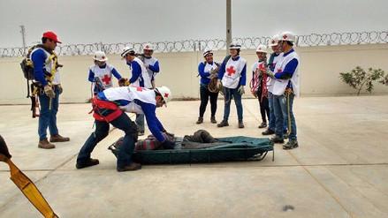 Trujillo: Cruz Roja se prepara para la llegada del papa Francisco