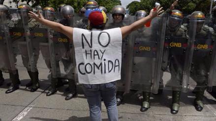 Venezuela produce solo un 30 % de los alimentos que la población consume