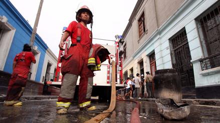 Familias de bomberos fallecidos declarados