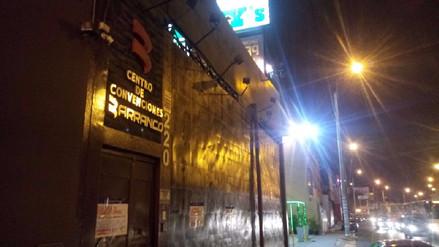 Clausuran de forma indefinida a la discoteca 'Frida' en Barranco