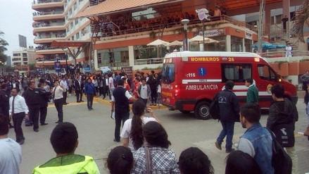 Trujillo: estudiante de medicina se lanza desde octavo piso de universidad
