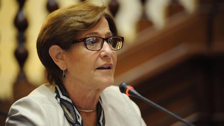 "Susana Villarán: ""No negocié nada con Valdemir Garreta"""