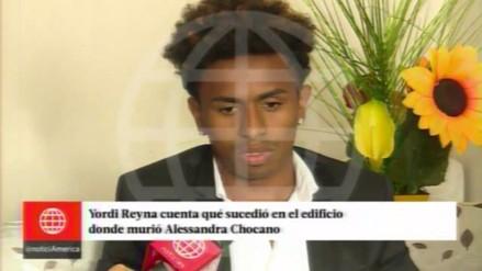 Yordy Reyna:
