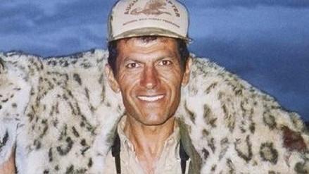 Piden juzgar a un cazador por matar a un leopardo de las nieves en Estados Unidos