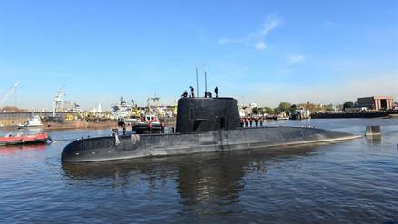 Más de cuatro mil personas participan en la búsqueda del submarino argentino