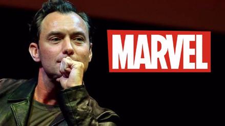 Jude Law negocia para unirse al reparto de 'Captain Marvel'