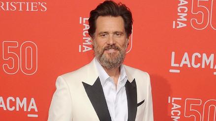 Jim Carrey asegura que superó la depresión
