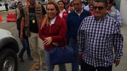 Ministra de Desarrollo verificó programas sociales en Chiclayo