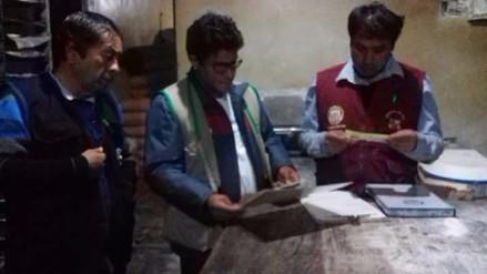 Panaderías del distrito lambayecano de Reque registran alta insalubridad