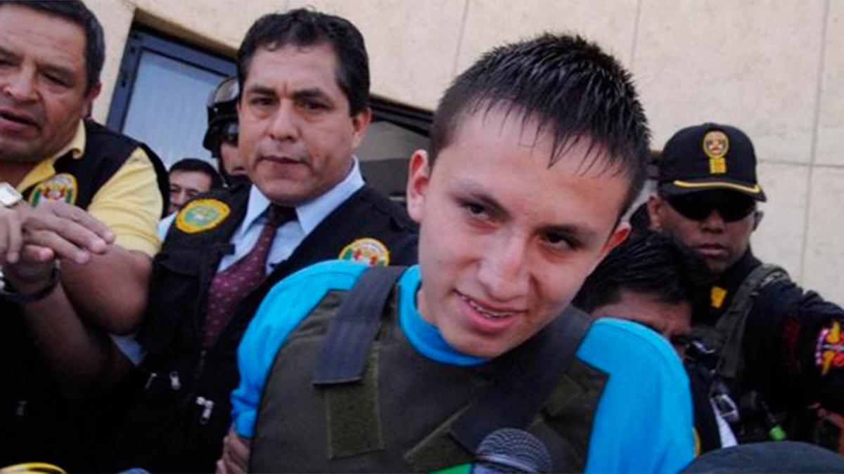 'Gringasho' viajaría al extranjero tras recuperar su libertad