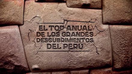 Libro recopila grandes descubrimientos arqueológicos del Perú