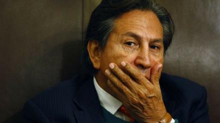 Fiscalía formaliza investigación preparatoria contra Alejandro Toledo