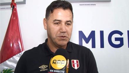 Daniel Ahmed se nacionalizó peruano para continuar formando menores